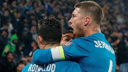 Cristiano Ronaldo: futbolistas del Real Madrid se despidieron y los de Juventus le dan la bienvenida