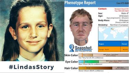Nuevas pistas dan esperanzas para resolver el caso del asesinato de una niña en 1973