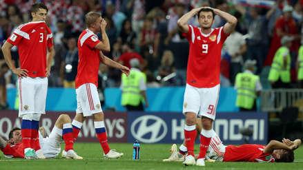Inhalar amoníaco: la peculiar práctica que aumentó el rendimiento de los futbolistas rusos