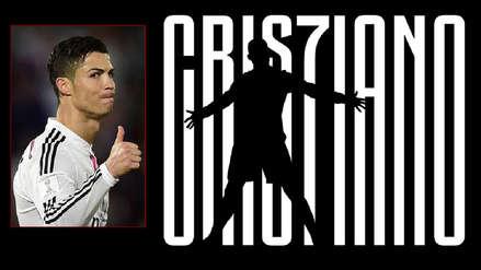 Juventus oficializó la incorporación de Cristiano Ronaldo, su nueva estrella