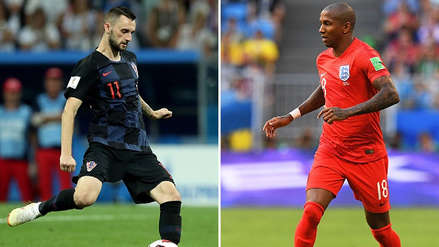 Croacia 2-1 Inglaterra: Resumen, jugadas y goles del partido por Rusia 2018