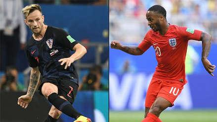 Croacia 2-1 Inglaterra: Resumen, jugadas y goles del cruce de 'semis' de Rusia 2018