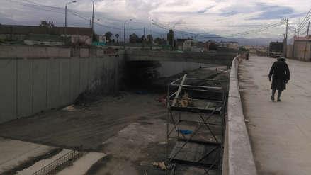 Contraloría halló irregularidades en la obra de la Variante de Uchumayo