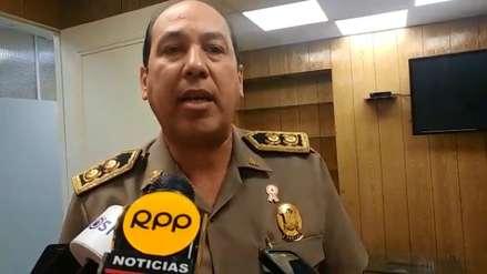 General PNP dice que hay actos delictivos pero con menor incidencia