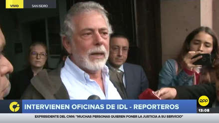 Gustavo Gorriti: Hay mucho interés en que la investigación al CNM no siga adelante