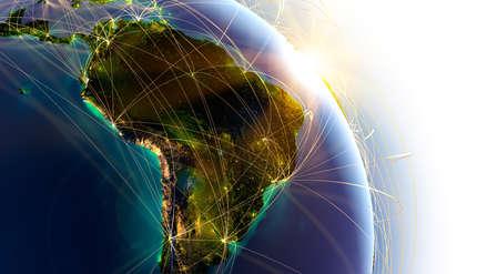 Los países de Latinoamérica con la mejor (y peor) velocidad de conexión a Internet