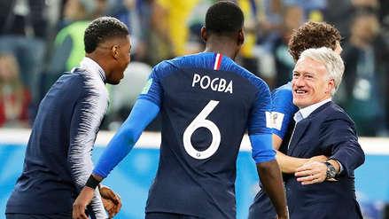 Didier Deschamps a un paso de ser campeón del mundo como técnico y jugador