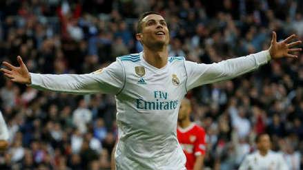 La estadía de Cristiano Ronaldo en el Real Madrid en fotografías