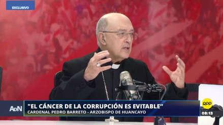 """Pedro Barreto: """"Estoy horrorizado de lo que está pasando en mi Patria"""""""