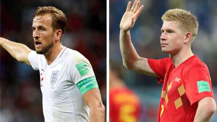 Fecha, hora y lugar del tercer puesto de Rusia 2018 entre Inglaterra vs Bélgica