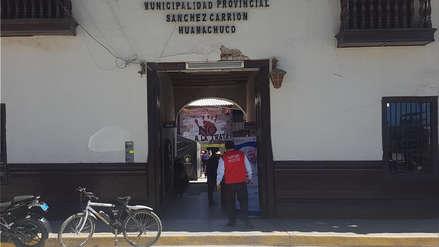 Detectan pagos indebidos en Municipalidad Provincial de Sánchez Carrión