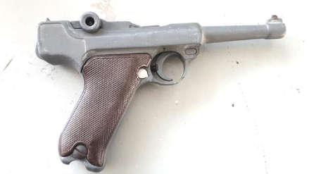 Colombia: Asaltantes usaban como arma una reliquia valorizada en US$ 22 mil