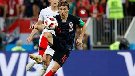 Luka Modric, el estandarte de Croacia para ganar su primer Mundial en Rusia 2018