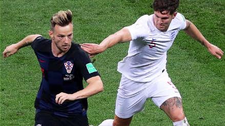 EN VIVO | Inglaterra 1-1 Croacia: semifinales de Rusia 2018 EN DIRECTO