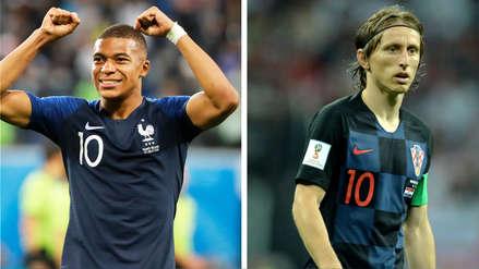 Revisa los antecedentes de Francia vs. Croacia en la historia de la Copa del Mundo