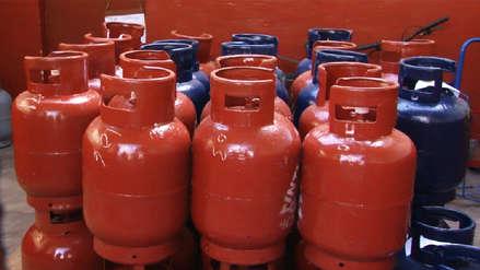 Precio del balón de gas de 10 kilos sube más de un sol