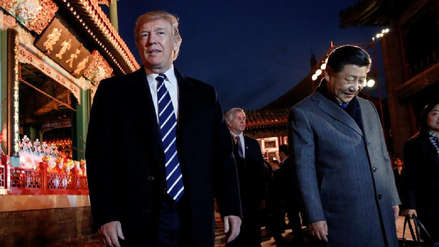 China dice que amenazas de Estados Unidos son el