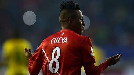 Krasnodar y Orlando City pugnan por fichar a Christian Cueva, según Globoesporte