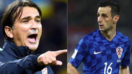 Kalinic, el jugador croata que se perderá la final del Mundial por un capricho