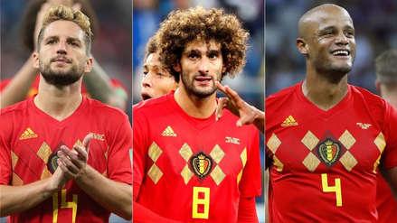 La 'Generación Dorada' de Bélgica que dejó pasar su gran oportunidad de ganar un Mundial