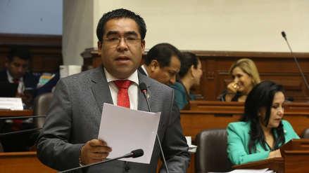 Congresista Oliva: