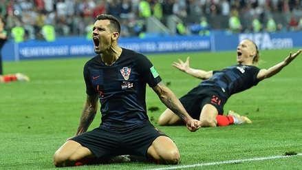 Croacia, un país que encontró la alegría en el fútbol después de las guerras