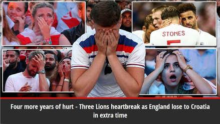 Croacia a la final de Rusia 2018: las portadas tras su triunfo sobre Inglaterra