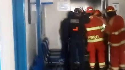 Chiclayo: pacientes quedaron atrapados en ascensor de hospital de EsSalud
