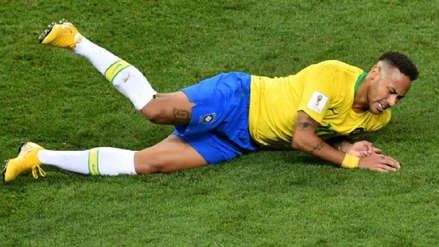 Van Basten criticó a Neymar: simular no es bueno y él lo debe entender