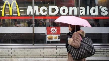 Clientes de McDonald's en Estados Unidos afectados por lechuga contaminada