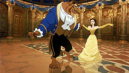 Padre se disfrazó de Bestia para bailar con su hija al estilo del conocido filme de Disney