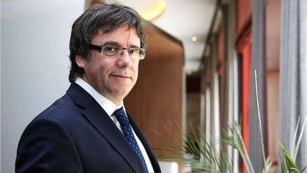 Justicia de Alemania decidió extraditar a Puigdemont solo por malversación y no por rebelión