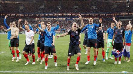 Los cambios que hizo Croacia desde su derrota ante Perú hasta su llegada a la final de Rusia 2018