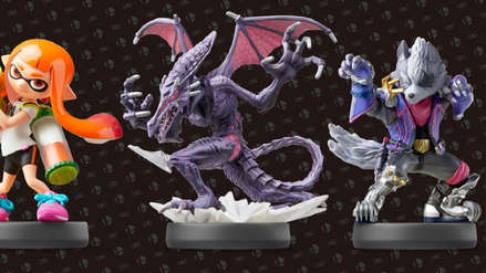 Super Smash Bros: Nintendo anuncia Amiibo basado en Wolf de Star Fox