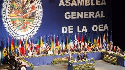 OEA cita a sesión extraordinaria para tratar situación en Nicaragua