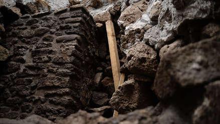 El terremoto en México permitió descubrir un antiguo templo secreto dentro una pirámide