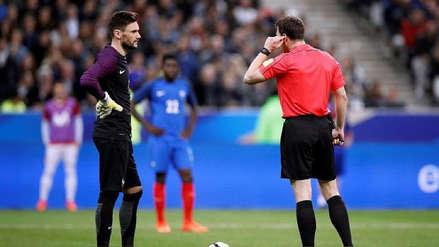 Árbitro sudamericano dirigirá el Francia vs Croacia por la final de Rusia 2018