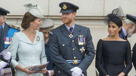 ¿Camilla Parker-Bowles le dio a Meghan Markle el mismo regalo que a Kate Middleton?