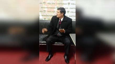 Capturan a exjuez requisitroriado por delitos de corrupción en Cusco