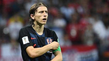 Luka Modric: los ingleses nos menospreciaron y eso fue un error
