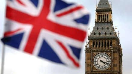 Reino Unido presentó oficialmente cuestionado plan sobre futura relación con UE