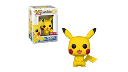 Pikachu será el primer Funko oficial de Pokémon