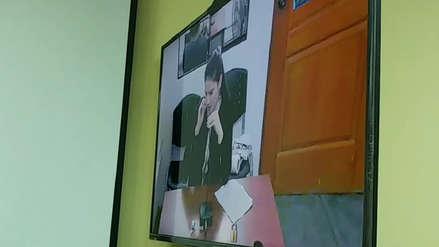Katiuska Del Castillo lloró en audiencia donde busca nulidad de sentencia