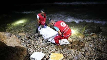 Más de 600 personas han muerto ahogadas en el Mediterráneo en un mes