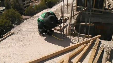 Impiden construcción ilegal de edificio de 8 pisos en Wanchaq