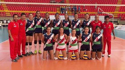 Las figuras de la Selección Peruana de vóley que lograron la clasificación al Mundial Sub 18