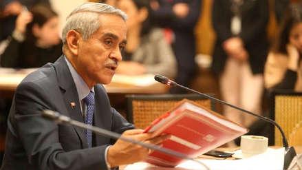 Duberlí Rodríguez: Juez Hinostroza solo puede ser sancionado o retirado por el CNM y el Congreso