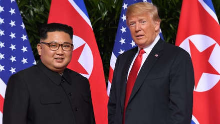 Kim Jong-un escribió una carta a Trump para reforzar confianza entre Corea del Norte y EE.UU.