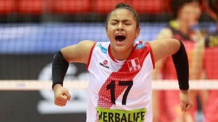 La Selección Peruana de vóley clasificó al Mundial Sub 18 tras vencer a Brasil