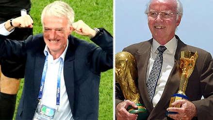 Las estrellas que jugaron una final del Mundial como técnicos y jugadores